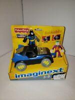 A24 Fisher Price Imaginext DC Super Friends Batman Batmobile 2007