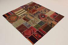 nomades Kelim patchwork look antique très bien PERSAN TAPIS tapis d'Orient