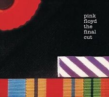 Pink Floyd The Final Cut CD 2016 Reissued