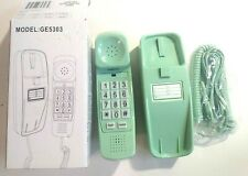 Green Corded Trimline Phone Model:GE5303