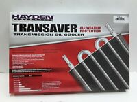 Hayden transaver transmission oil cooler 1401 GVW 12,000 subcompact or compact