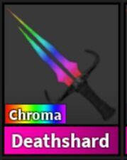 Roblox Murder Mystery 2 MM2 Godly Chroma Deathshard (READ DESCRIPTION)