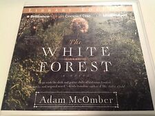 The White Forest by Adam McOmber 2012 CD Unabridged Library Edition New