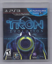 Tron Evolution Case PS3 Playstation 3 2010 BOX ONLY