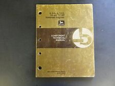 John Deere 6,8.5,9,12.5,14 & 17 HP Kawasaki Engines Manual  CTM-5