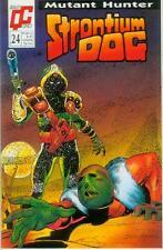 Strontium Dog # 24 (Carlos Ezquerra) (Quality Comics USA, 1988)