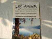 Amerikanistik -4/2002-Crazy Horse- Dalton Bande-Charles Sealsfield- Bürgerkrieg