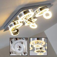 LED Deckenleuchte Design Flur Strahler Wohn Zimmer Leuchte Decken Lampen drehbar