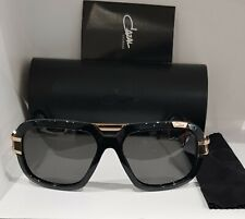 15ba8fec96a Sunglasses Cazal 8015 001 59 17 135 Black Gold 100% Authentic