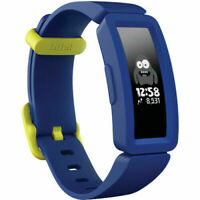 Fitbit Ace 2 Activity Tracker For KIDS Smart Watch - Night Sky/Neon Yellow
