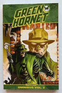 Green Hornet Omnibus Vol. 2 Dynamite Graphic Novel Comic Book