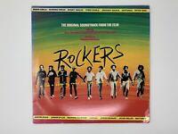 ROCKERS SOUNDTRACK LP NM NEAR MINT US MANGO VINYL REGGAE PETER TOSH BUNNY WAILER