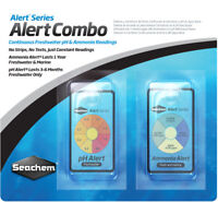 Seachem pH & Ammonia Combo Alert Continous Water Test Monitor Sensor Aquarium