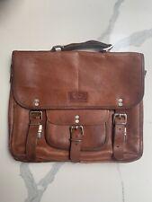 Sharo Leather Laptop Bag