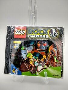 NEW VINTAGE 1999 LEGO Rock Raiders PC Complete CHILDREN KIDS Computer Games RARE
