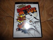 Danger Mouse: The Complete Series [9-Disc DVD] (1981-1992)