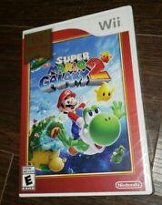 Super Mario Galaxy 2 (Nintendo Wii, 2010) Brand New Sealed USA / NA Version