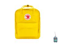 Fjallraven Unisex Kanken Backpack 16L Free KANKEN Limited Edition Pendant