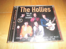 The Hollies - The Air That I Breath - 20 Great Hits CD