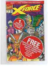 X-FORCE # 1 SOUS PLASTIQUE ORIGINAL +CARTE SUNSPOT & GIDEON INCLUSE COLLECTOR