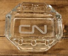 CN Ashtray Canadian National Railway Souvenir Collector Train Vintage