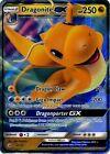 Dragonite GX - 37/70 - Ultra Rare Pokemon Dragon Majesty NM