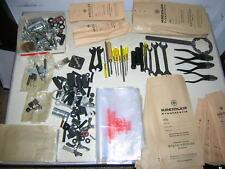 Vintage LAGERFUND KREIDLER Zubehör & Ersatzteile: Werkzeug Tüten Kleinteile usw.