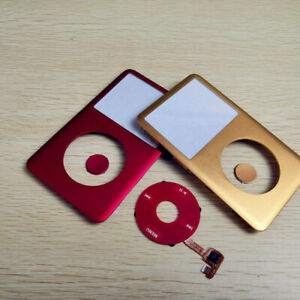 """""""New"""" iPod Classic Back Cover Thin + Front Case + Clickwheel Replacement Kit"""