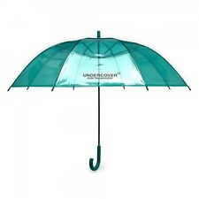 NWT Undercover JAPAN Jun Takahashi Logo Print Umbrella Green Madstore AUTHENTIC