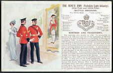 Yorkshire Unposted Collectable Military Postcards