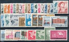 ITALIA REPUBBLICA - ANNATA COMPLETA 1961