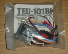 Vintage Tamiya 45029 TEU-101BK Electronic Speed Controller ESC TEU105BK