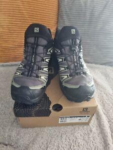 Salomon Mens X Ultra 3 Goretex Hiking Running Shoes UK 11.5