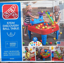 Discover Ball Table Wet Dry Water Kids Toddler Indoor Outdoor STEM Toy New