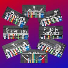 Medal Hanger/Holder/Display/Rack/Hook-STEEL- Different Designs For All Sports