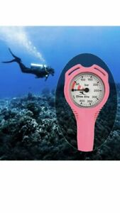 Keenso Pressure Gauge with Luminous Dial Plate With Free Postage