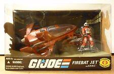 2008 G.I. Joe  25th Anniversary Firebat Jet w/ A.V.A.C. MISB