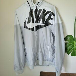 Nike Windrunner GX1 Lightweight Windbreaker Jacket 902351-012 Mens XXL