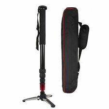 DSLR & SLR Camera DV Camcorder Monopod Unipod 3 Legs with Base Stabilizer Stand