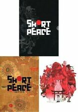 SHORT PEACE KATSUHIRO OTOMO JAPAN MOVIE PROGRAM BOX 2013 ANIME SF ROBOT AKIRA