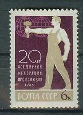 Russland Briefmarken 1965 Internationale Organisationen Mi.Nr.3111 postfrisch
