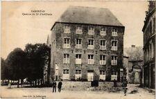 CPA  Carentan - Caserne du 25e d'Artillerie  (632988)