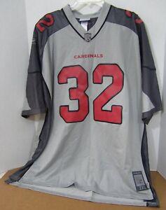Reebok Jersey Cardinals # 32 James - Grey & Red - Sz. 2XL - Players Inc.