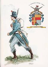 A8592) CASALE MONFERRATO, 11 BATTAGLIONE FANTERIA CASALE, UNIFORME DEL 1859.
