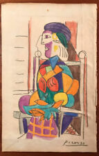 Pablo Picasso Original Art Paintings