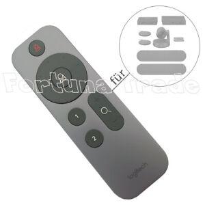 Original Logitech Fernsteuerung Remote Control für Rally System Web Cam