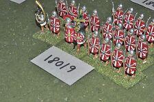 25mm roman legionaries 20 figures (18019)