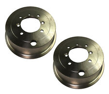 Pair of Brand New Front or Rear Brake Drums for Austin Healey Sprite Bugeye