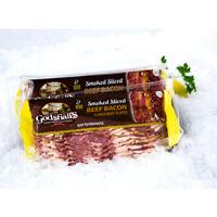 Godshall Beef Bacon 12 Oz (4 Pack)