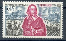 STAMP / TIMBRE FRANCE NEUF LUXE N° 1655 ** HISTOIRE DE FRANCE RICHELIEU